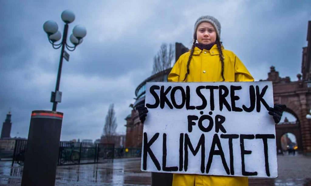 3 Things you need to know about Greta Thunberg